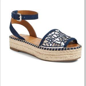 Franco Sarto 'Ravenna' Espadrille Platform Sandal